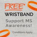 MS Awareness Bracelet