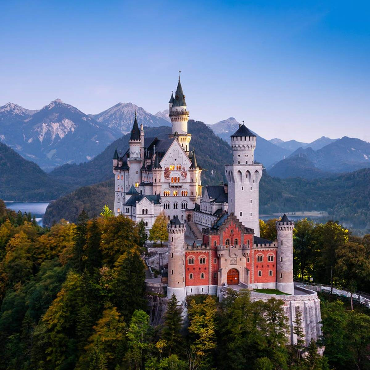 Fabulous Castles Slideshow