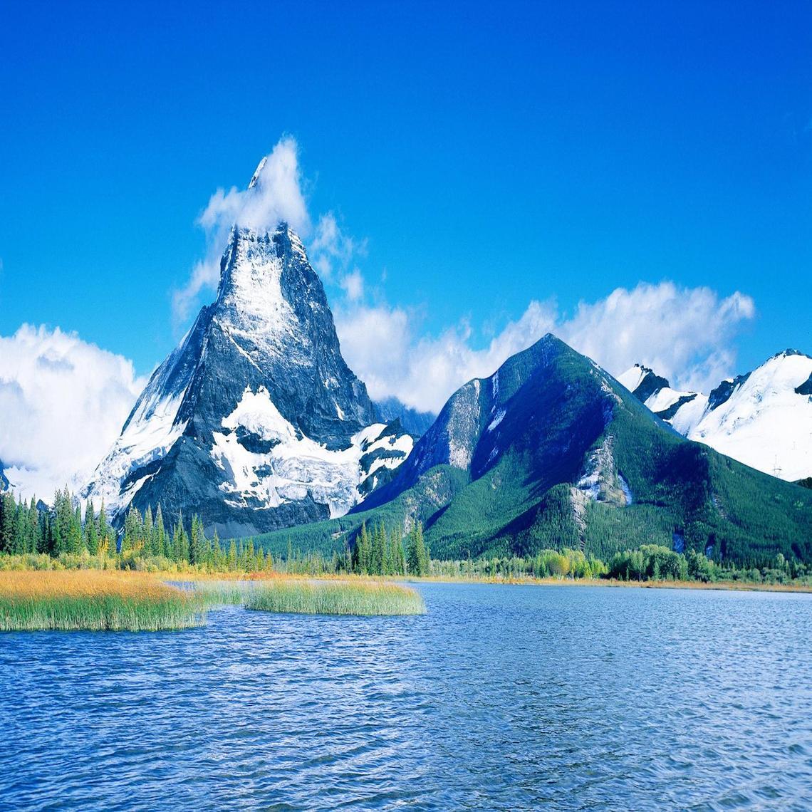 Breathtaking Mountains Slideshow