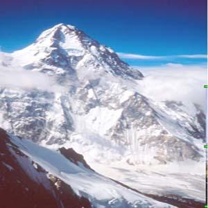 The 25 Highest Mountain Peaks Slideshow