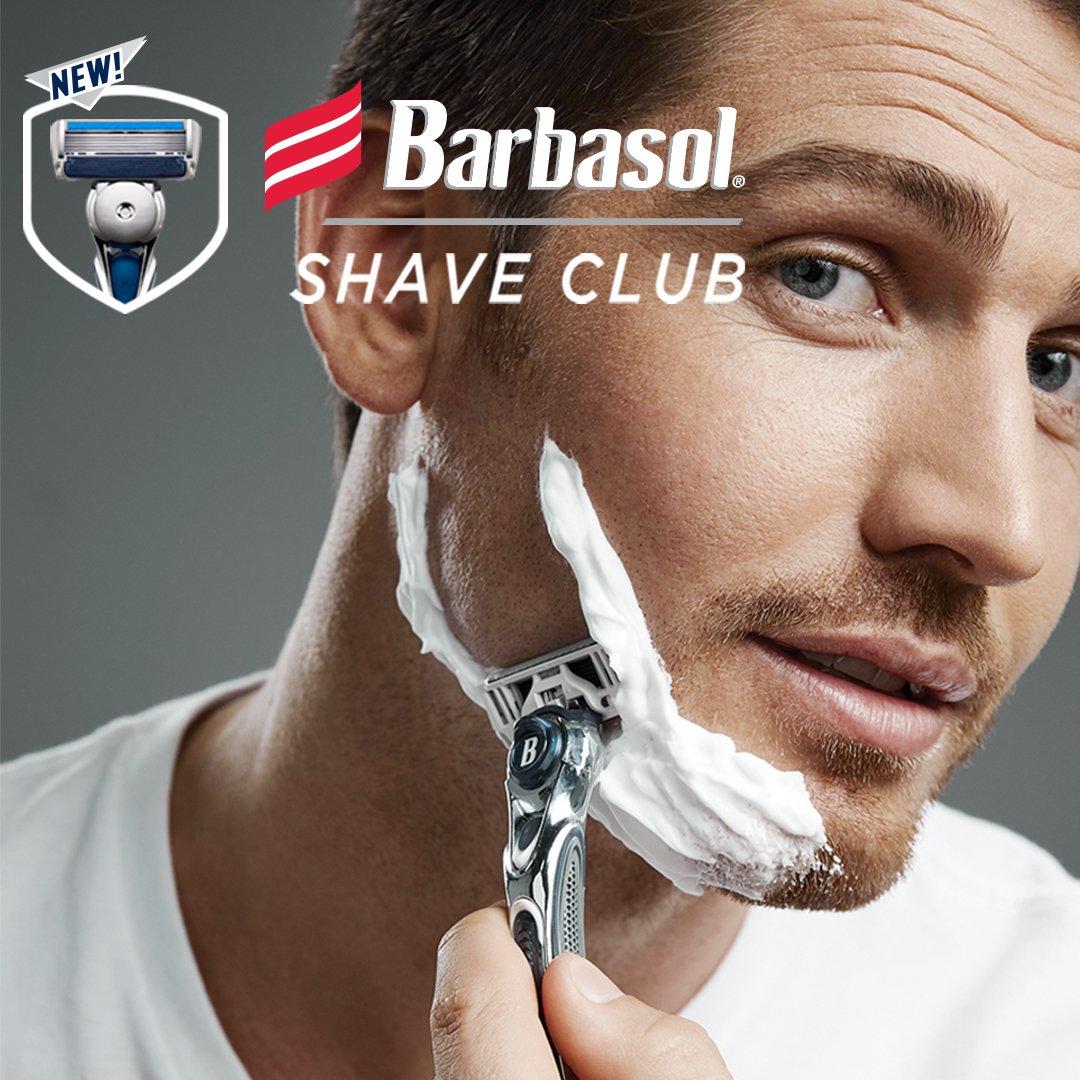 Barbasol Shave Club
