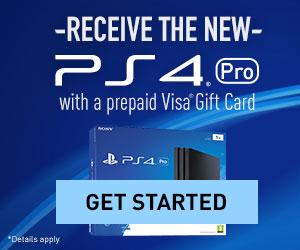 PrimeRewardUSA - PS4 Pro