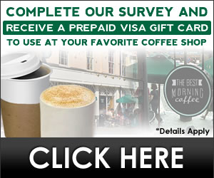 SmoothReward - Coffee Gift Card