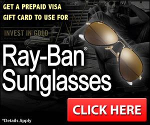 EZReward - Ray-Ban Sunglasses