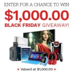 Sweepstakes A Day – Black Friday