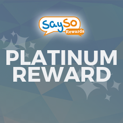 SaySo Rewards - Platinum Surveys (US, CA, UK) (Incentive)