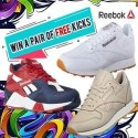 Share Your Freebies - Sneakers