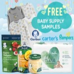 Share Your Freebies - Baby Samples