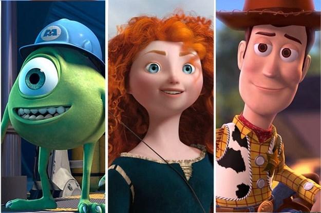 QuizFactory - Pixar Movie Quiz