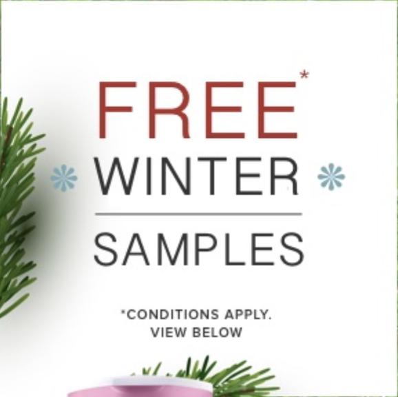 Free Winter Samples