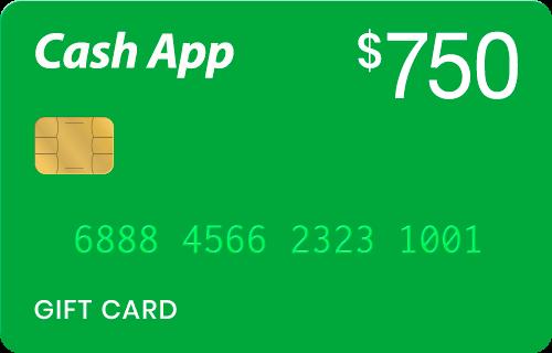 $750 Cash App