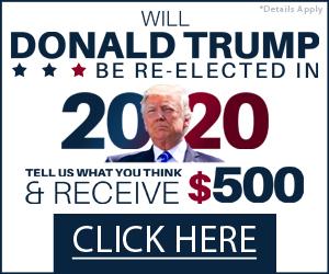 Trump 2020 (US) (Incentive)