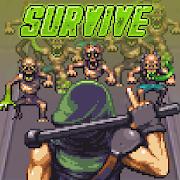 Idle Wasteland: Zombie Survival
