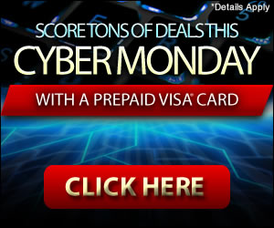 PrimeRewardz - Cyber Monday Gift Card (US) (Incentive)