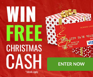 MonthlySweeps - Christmas Cash (US) (Incentive)