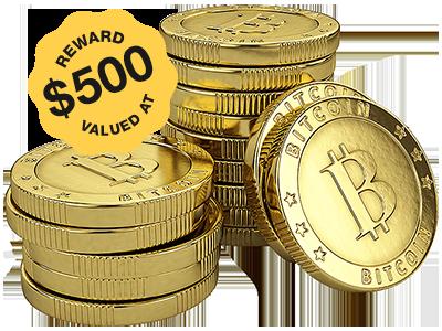 $500 Bitcoin