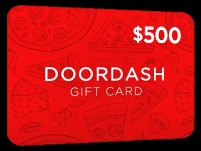 Door Dash $500
