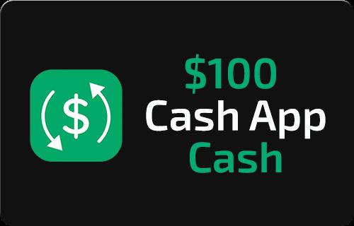 $100 Cash App