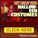 Everyday Rewards Club - Halloween Costume Kids