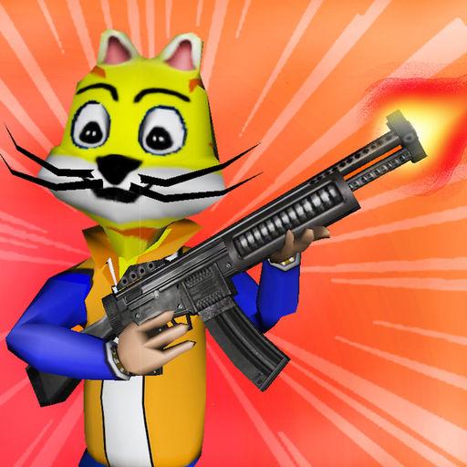 Pets Sniper Shooting Pixel Gun