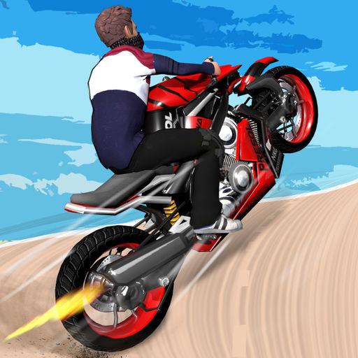 Bike Flip Race - Flippy BMX