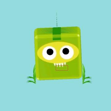 Cube Animal Drift 3D