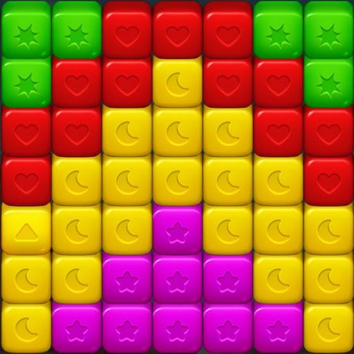 Toy Cubes Blast: Pop Cubes